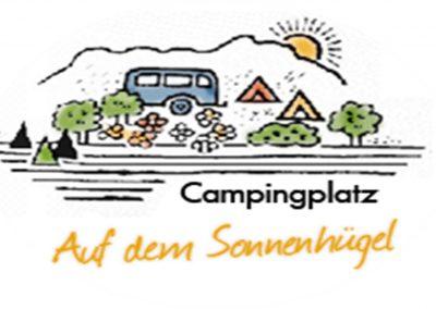 Campingplatz auf dem Sonnenhügel